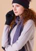 Jasmine Glove - Blackcurrant