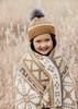 Prairie Blanket - Nutmeg