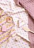 Smarties Blanket - Rosewood