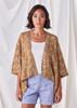 Shiloh Kimono - Saffron