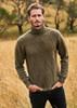 Sean Jumper - Merino Wool - Gunmetal