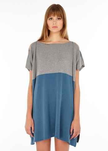 Bridget Dress - Shibori