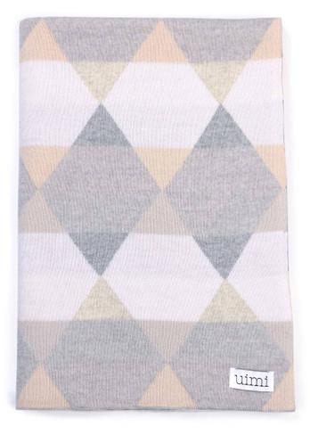 Isaac Blanket - Salt (folded)