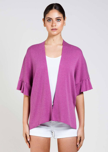 Pandora Kaftan in Grape