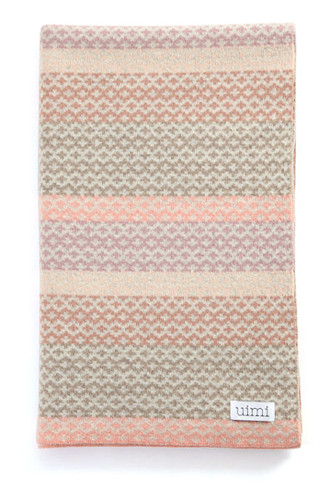 Isla Blanket - Butterscotch