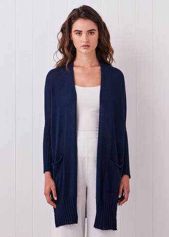 Quinn Cardigan - Royal