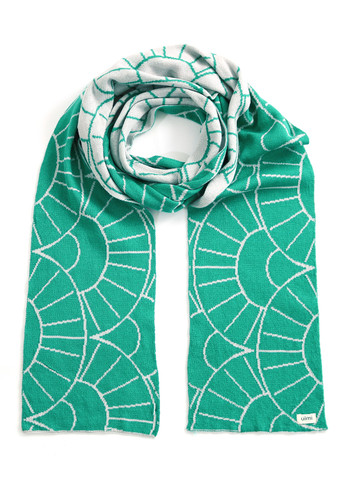 Tansy Scarf - Peacock