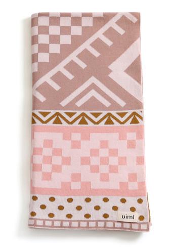 Boho Blanket - Suede