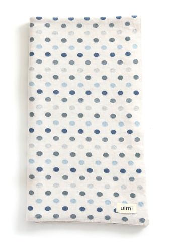 Smarties Blanket - Cornflower