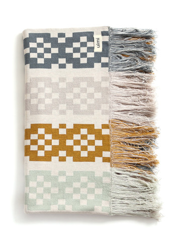 Willa Blanket - Duck Egg