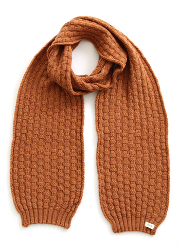 Bellamy Scarf - Amber