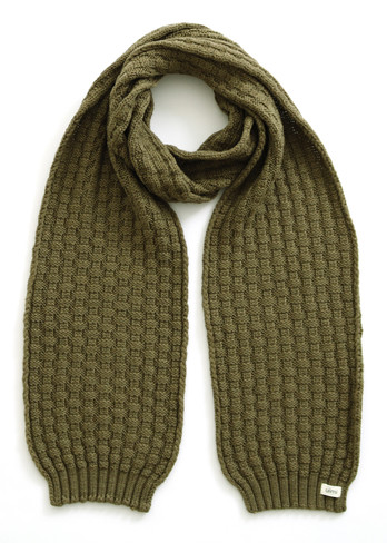 Bellamy Scarf - Olive