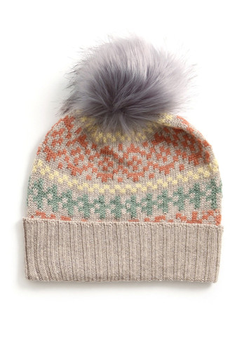 Alice Kids Beanie - Wheat