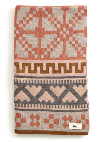 Prairie Blanket - Butterscotch