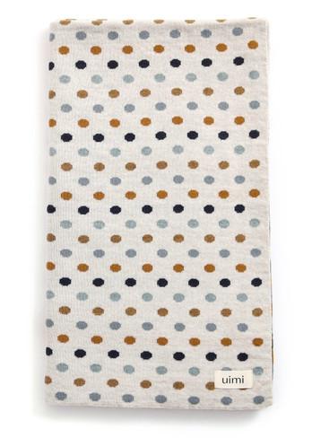 Smarties Blanket - Indigo