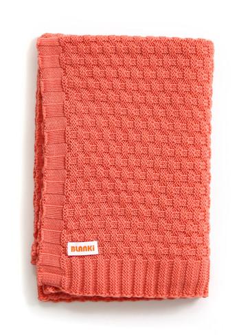 Bellamy Blanket - Peach