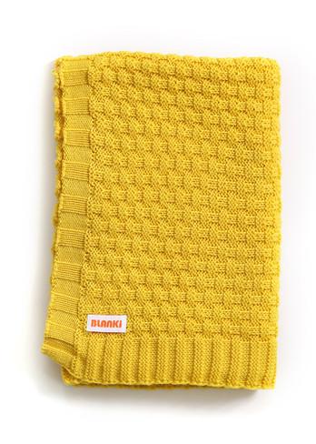 Bellamy Blanket - Sun