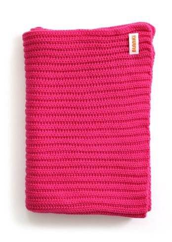 Banjo Blanket - Raspberry