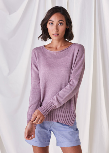 Quinn Jumper - Heather