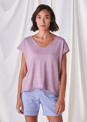 Tully Tee - Heather