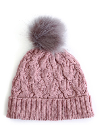 Mabel Beanie - Rosewood