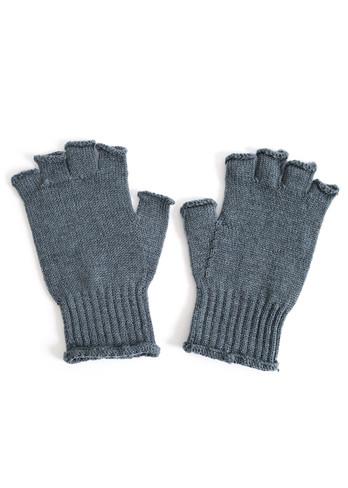 Milo Glove - Gunmetal
