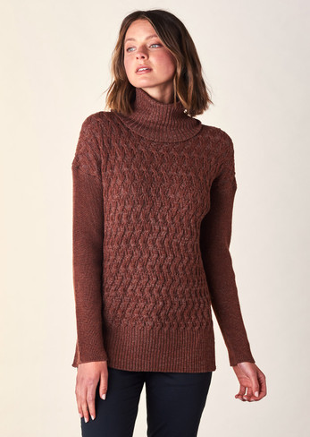 Claudia Jumper - Chestnut