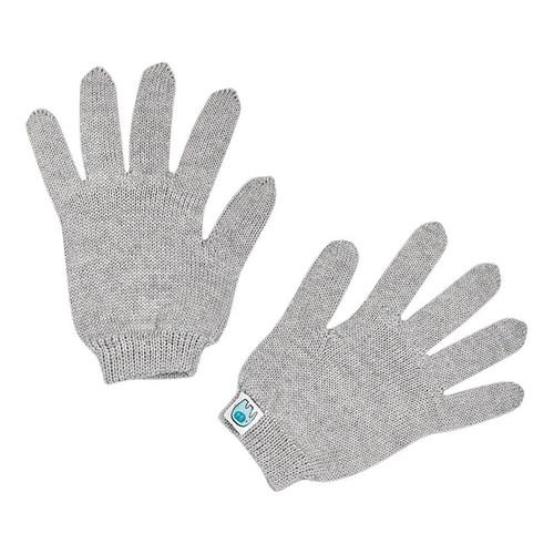 Hayley kids glove - Silver