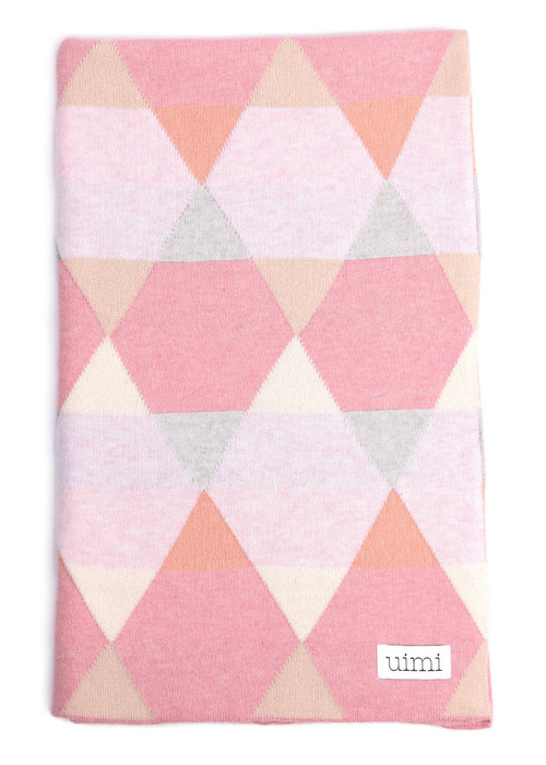 Isaac Blanket - Candy (folded)