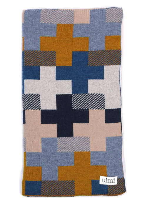 Max Blanket - Curry (folded)