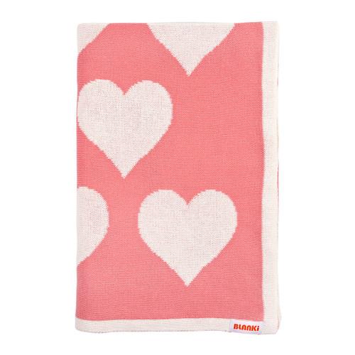 Blanki lots of love blanket - Folded
