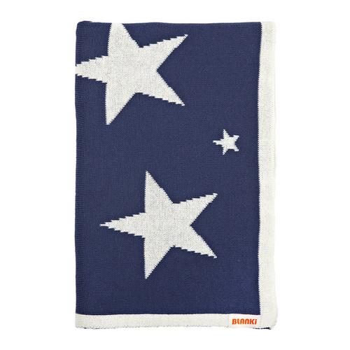 Blanki starry night blanket - Folded