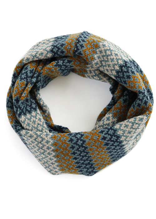 Isla Scarf - Duck Egg