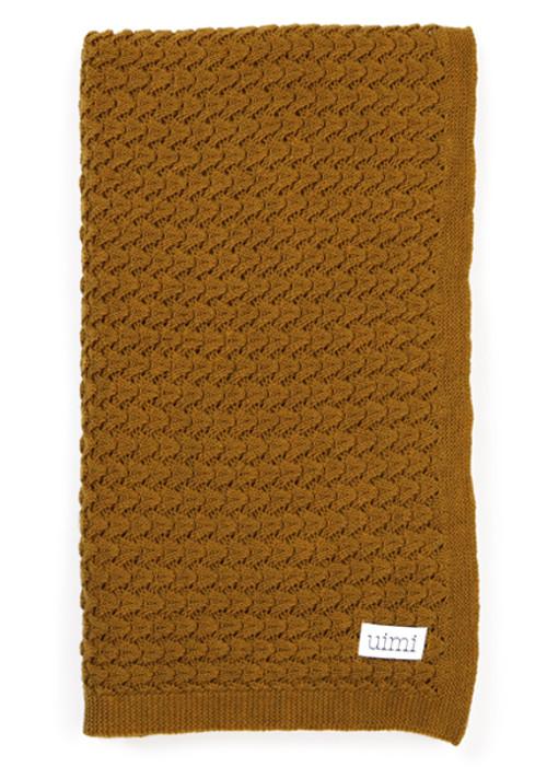 Ruby Blanket - Cinnamon