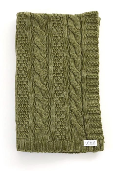 Trinity Blanket - Fern