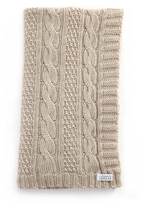 Trinity Blanket - Oatmeal