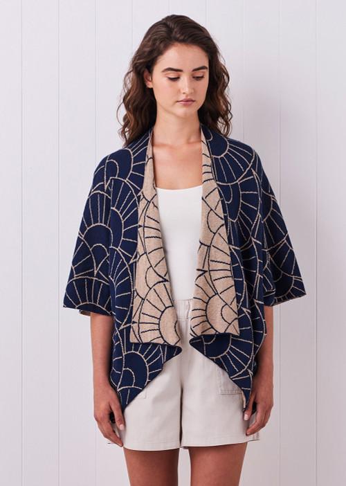 Tansy Kimono - Royal