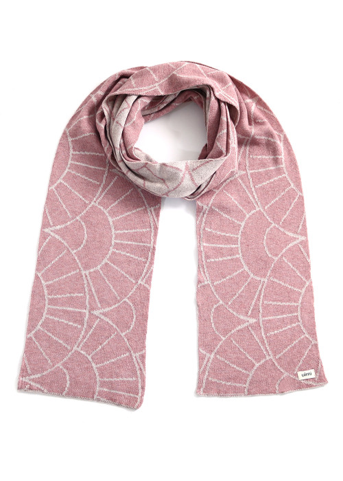 Tansy Scarf - Rosewood