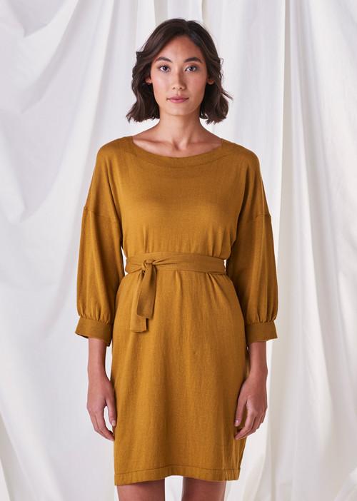 Jazz Dress - Saffron