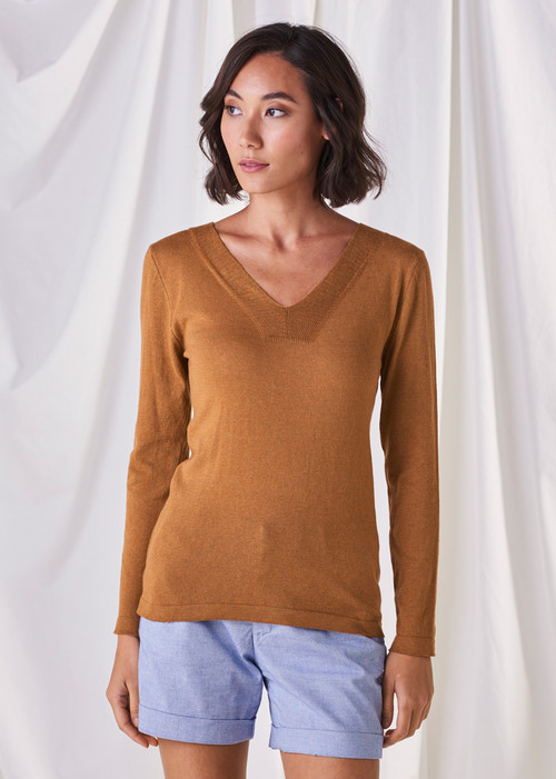 Melody Top - Copper