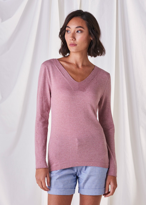 Melody Top - Rosewood
