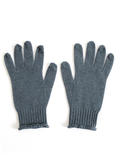 Jasmine Glove - Gunmetal