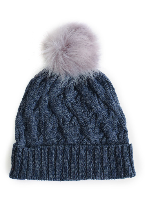 Mabel Beanie - Storm