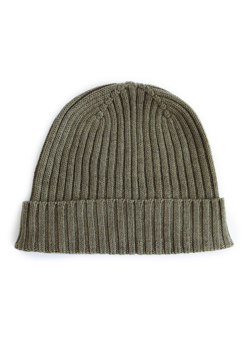 Teddy Beanie - Wheat