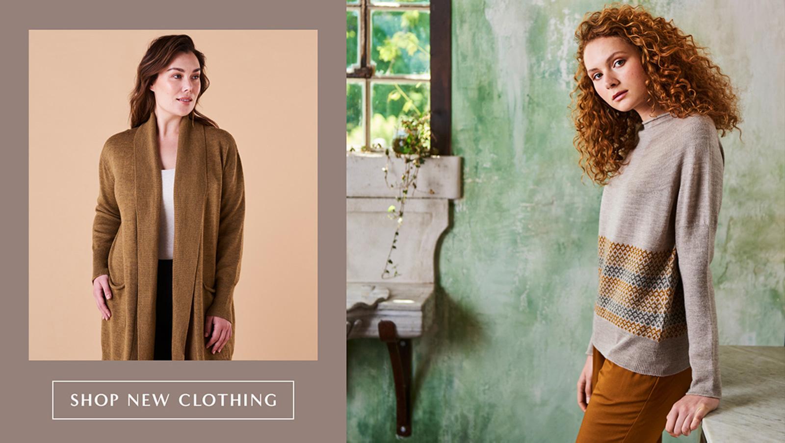SHOP NEW CLOTHING