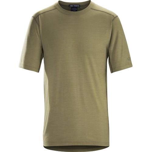 Arcteryx Cold WX T-Shirt AR - Wool - Men's  ARC-25789-CR-L L Crocodile