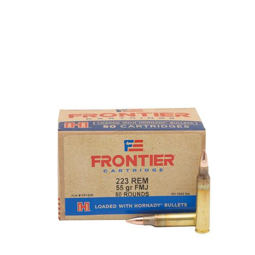 Hornady Frontier Cartridge