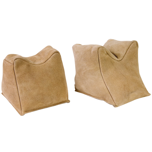 Champion Leather Sand Bag - Suede - Pair
