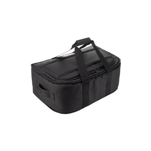 AO Coolers 38 Pack Carbon Stow-N-Go Black