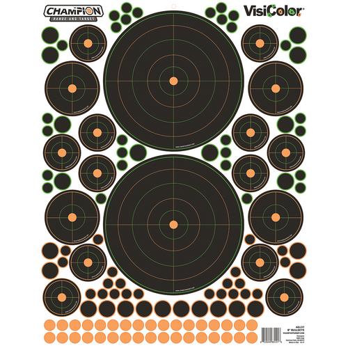 Champion VisiColour Targets